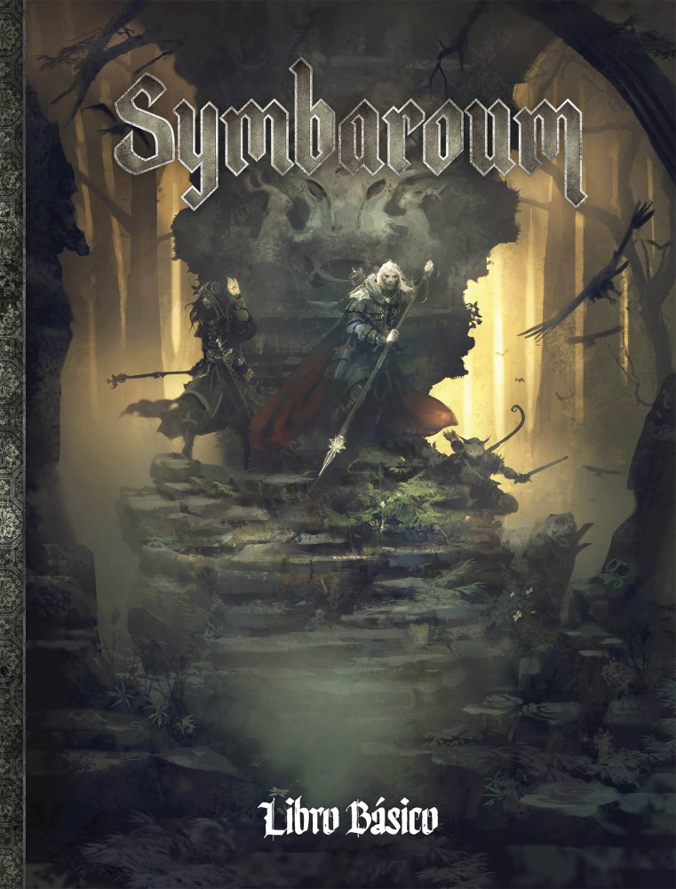 Symbaroum core book cover